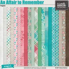 An Affair to Remember Papers