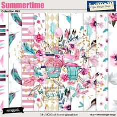 Summertime Collection Mini by Aftermidnight Design