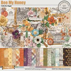 Bee My Honey Kit by On A Whimsical Adventure