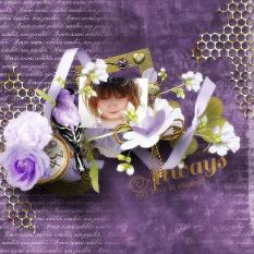 Layout using Psyche & Cupid