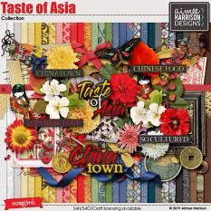 Taste of Asia Collection