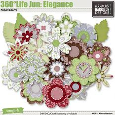 360°Life June: Elegance Blooms