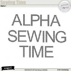 Sewing Time Alpha 1