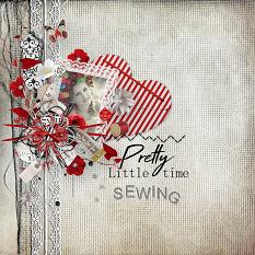 Sewing Time Alpha 1 details