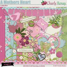 A Mothers Heart Collection By Charly Renay