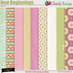 New Beginnings Collection By Charly Renay