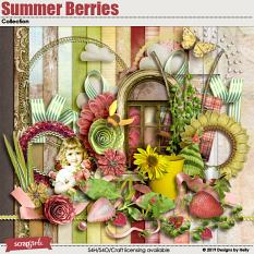 Summer Berries Collection by Designs by Helly