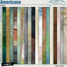 My Americana Papers