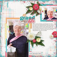 A Grand Life Layout