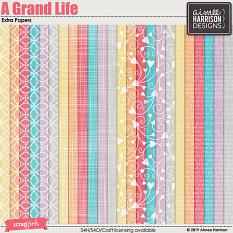 A Grand Life Extra Papers
