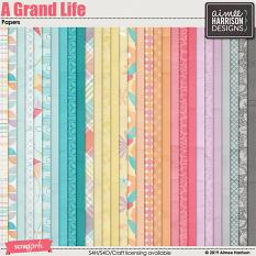 A Grand Life Papers