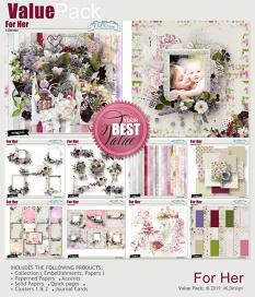 For Her Easy Pages Details