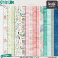 Chic Life Papers