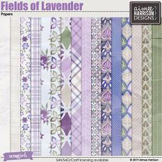 Fields of Lavender Papers