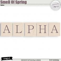 Smell Of spring Alpha