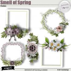 Smell Of Spring Clusters