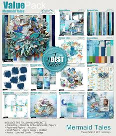 Mermaid Tales Collection details