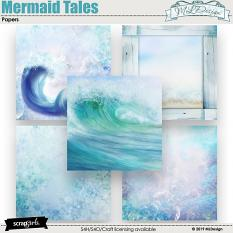 Mermaid Tales Collection Mini addon details