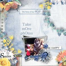 This Beautiful Life Borders pages details