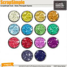 Pineapple Express Glitters