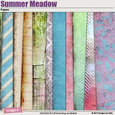 Value Pack: Summer Meadow by Designs by Helly