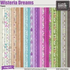 Wisteria Dreams Papers