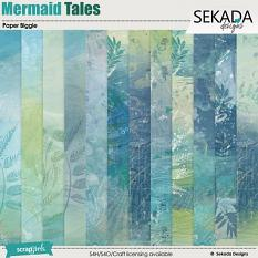 Mermaid Tales Paper Mix