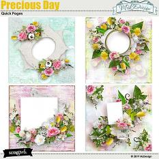 Precious Day Easy Pages