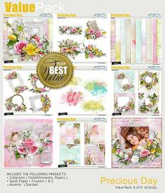 Precious Day Easy Pages details