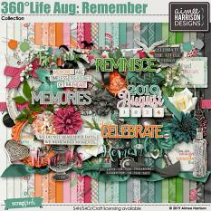 360°Life Aug: Remember Collection