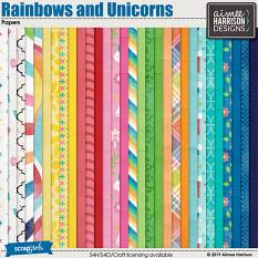 Rainbows and Unicorns Papers