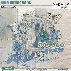 Blue Reflections Collection Super Mini
