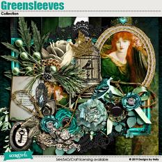 Greensleeves Collection by Designs by Helly