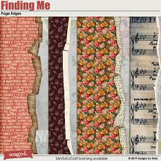 Finding Me Paper Edges by Designs by Helly