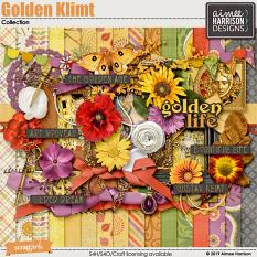 Golden Klimt Collection
