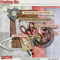 Finding Me Collection Mini by Designs by Helly