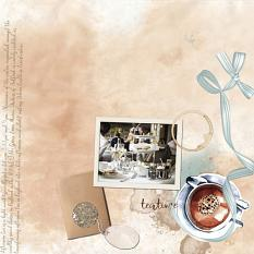 layout by Marie Orsini using Teadyed papers by Aftermidnight Design
