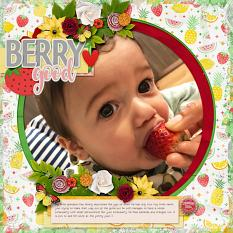 Fruity Tooty Layout