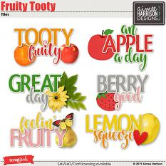 Fruity Tooty Titles