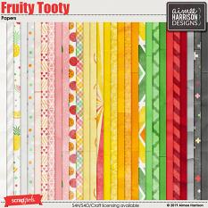Fruity Tooty Papers