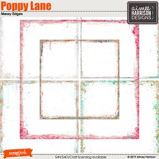 Poppy Lane Messy Edges