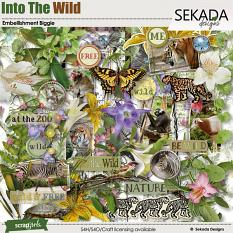 Into The Wild Embellishment Biggie