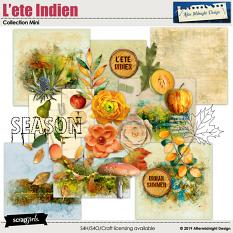 L'ete Indien Collection Mini by Aftermidnight Design