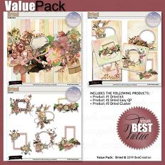 Dried Value Pack by BeeCreation