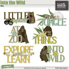Into the Wild Titles
