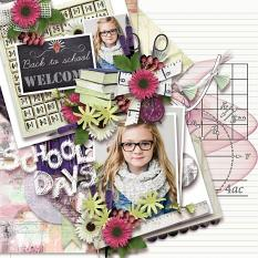 School Day Collection Mini details