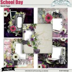 School Day Easy Pages
