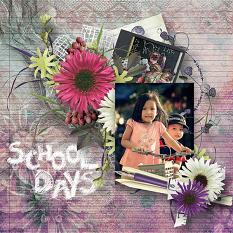 School Day Easy Pages Details