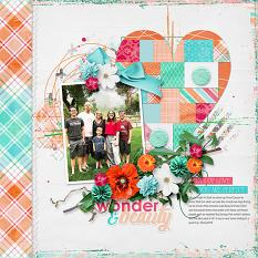 Patchwork #1 Templates Layout