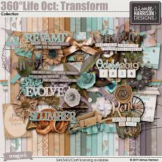 360°Life Oct: Transform Collection